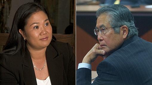 """Keiko Fujimori: """"Espero que la salud y ánimo de mi padre se restablezcan"""""""