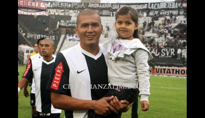 FOTOS: los jugadores de Alianza Lima pasaron un feliz día del padre