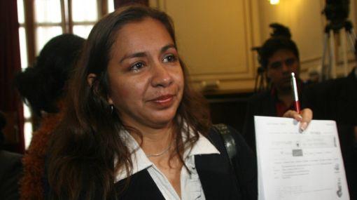 """Marisol Espinoza: """"Evaluaremos cargos de confianza en administración pública"""""""