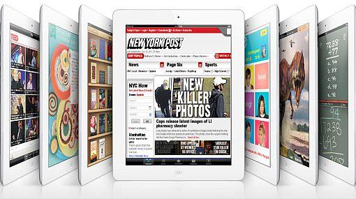 The New York Post impide acceso a su sitio web desde el iPad