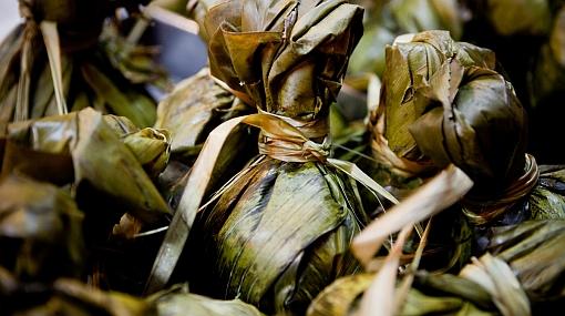 El juane, todos los sabores del oriente en un solo plato