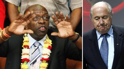 La FIFA está que quema: renunció su vicepresidente