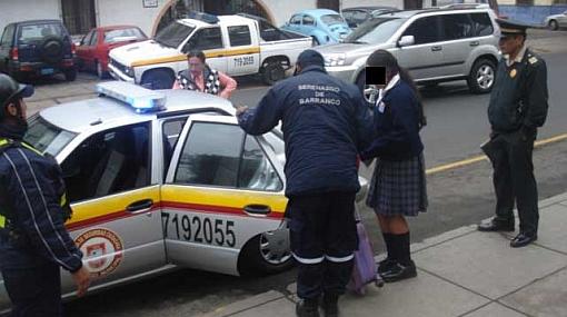 Capturan a sujeto que intentó violar a niña de 10 años en Barranco