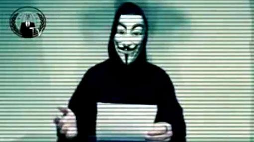 Anonymous lanzará ciberataques contra el Gobierno Peruano