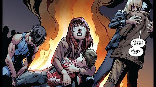 Hombre Araña muere a manos de El Duende Verde en cómic de Marvel