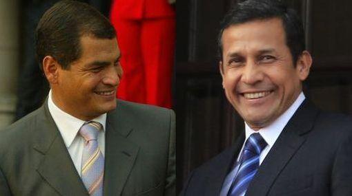 Rafael Correa asistirá a la asunción de mando de Ollanta Humala