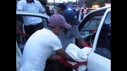 Un niño de cuatro años fue acribillado junto con su familia en México
