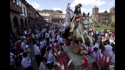 Corpus Christi en Cusco y Cajamarca: el día de todas las procesiones
