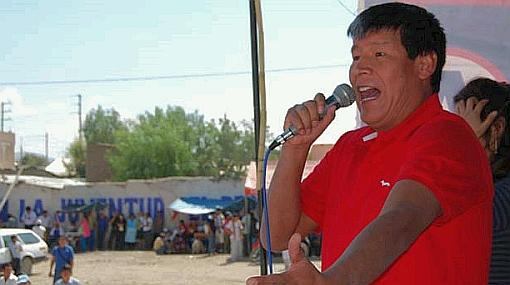 La oscura fortuna del presidente regional de Ayacucho