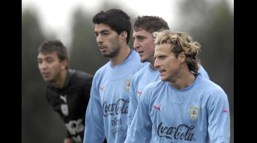 Lista la nómina: Uruguay irá con todo su poderío a la Copa América