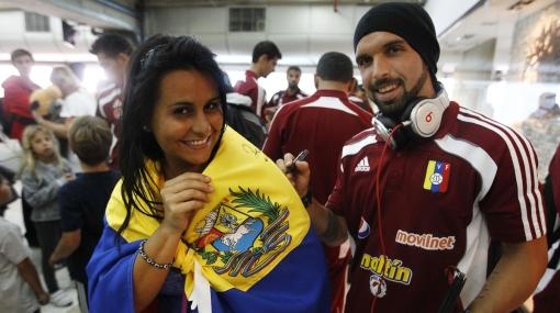 Venezuela definió la nómina oficial para la Copa América