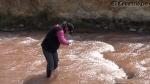 Sistema para vigilar los vertimientos mineros a ríos es obsoleto - Noticias de patos