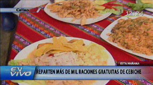 Regiones celebran Día de San Pedro con festivales gastronómicos
