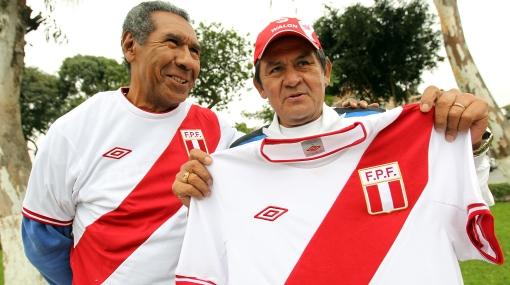 Sotil y Meléndez recuerdan la última Copa América que ganó Perú