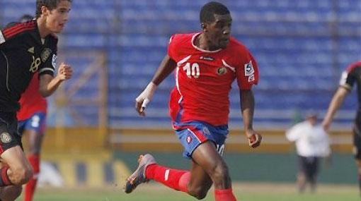 Joel Campbell, el 'Samuel Eto'o' de Costa Rica