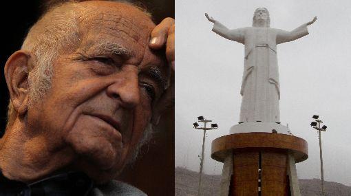 """De Szyszlo sobre Cristo del Pacífico: """"Me parece hasta cierto punto abusivo"""""""