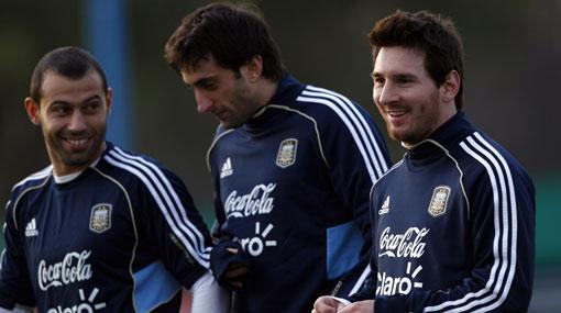 Cinco retos que tendrá Argentina como local en la Copa América 2011