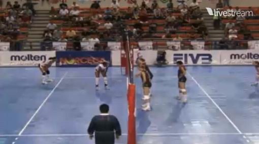 Mal debut: Perú cayó 0-3 ante EE.UU. en la Copa Panamericana de Vóley