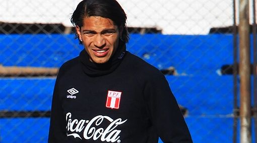 Breves de Copa América: periodista chileno quiso provocar a Guerrero