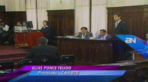 Ponce Feijoo afirma ahora que no oyó voz de García en ningún audio