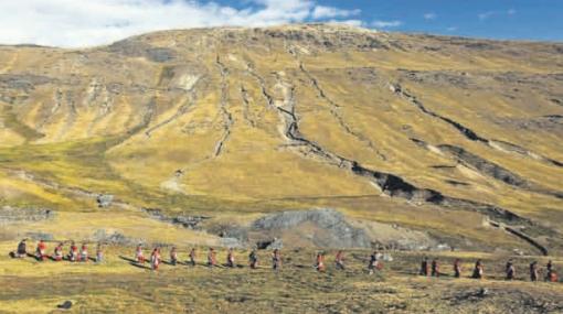 CRÓNICA: la celebración al Señor de Qoyllur Riti en Cusco