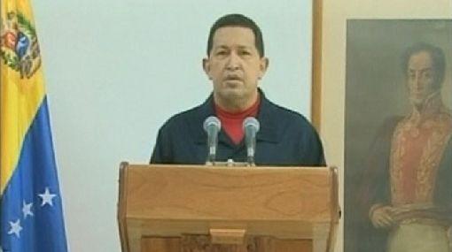 Si Chávez no pudiese continuar gobernando, ¿quiénes lo podrían suceder?