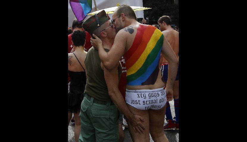 FOTOS: marchas por el orgullo gay se realizaron en distintos países