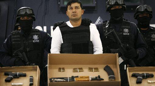 México: detienen a uno de los fundadores de Los Zetas
