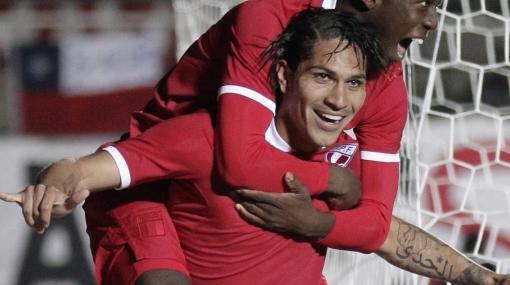 FIFA eligió gol de Guerrero como el mejor de primera jornada del Grupo C