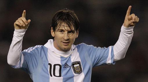 Lionel Messi, el dueño de la cinta: será el nuevo capitán de Argentina
