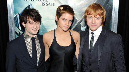 """Estrellas de """"Harry Potter"""" se despidieron de sus personajes"""