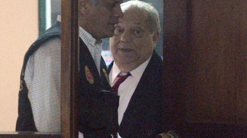 Alberto Quimper saldría en libertad el viernes, afirmó su abogado