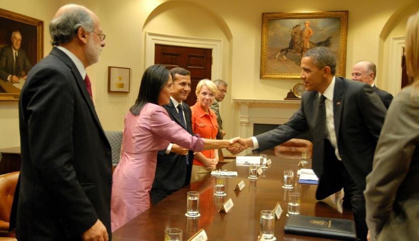 FOTOS: resumen gráfico de la visita de Ollanta Humala a Estados Unidos