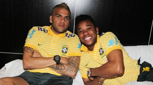 Jugadores de Brasil prefieren ver una telenovela que la Copa América