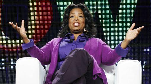 Oprah es la mujer mejor pagada del espectáculo