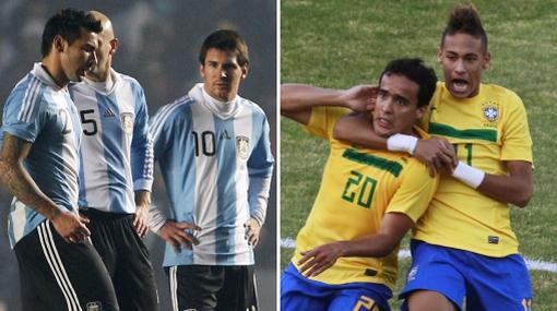 Copa América: ¿Qué pasa con Argentina y Brasil? Opina