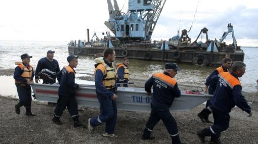 Un muerto y 97 desaparecidos al naufragar crucero en río de Rusia