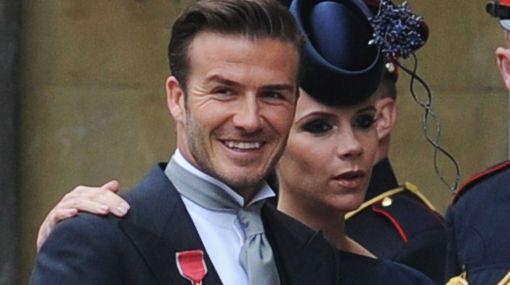Ya tiene nombre: la más pequeña de los Beckham se llama Harper Seven