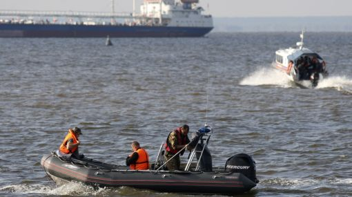 Buzos recuperaron 55 cuerpos en embarcación que se hundió en río ruso