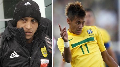 Lo distrae: Roberto Carlos se quiere llevar a Neymar a Rusia