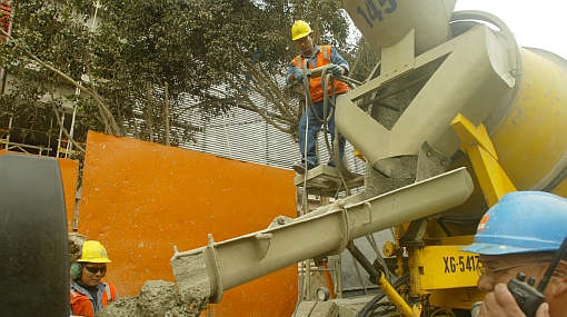 El sector construcción crecería entre 8 y 9% lo que queda del 2011