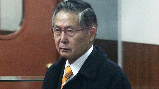 El TC evalúa hoy hábeas corpus de ex presidente Alberto Fujimori
