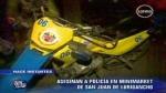 Policía fue asesinado en su día franco por un grupo de ladrones - Noticias de roger dominguez dominguez