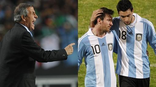 DT de Uruguay quiere eliminar a Argentina de su Copa América