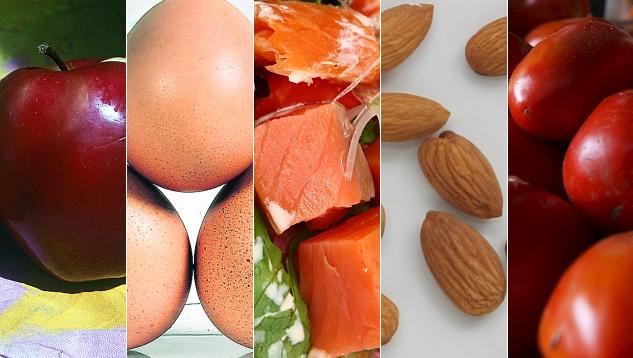 Cinco alimentos que te ayudarán a mantener la línea