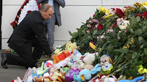 """Putin culpó a negligencia y avaricia hundimiento de barco """"Bulgaria"""""""