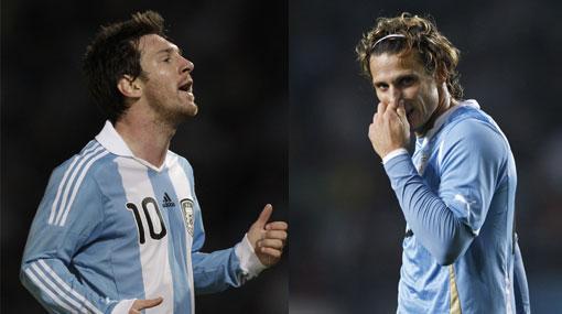 """Argentina y Uruguay en una edición más del """"mejor clásico del mundo"""""""