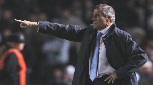 "Técnico de Uruguay ya piensa en Perú: ""Nos va a jugar de tú a tú"""