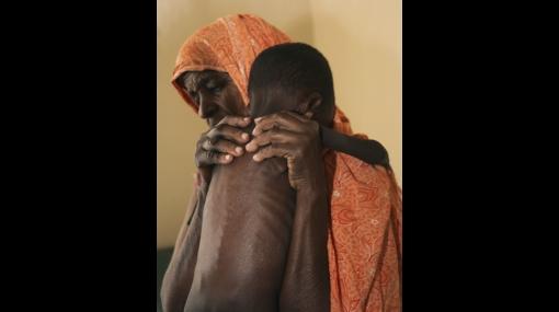 Medio millón de niños podría morir por sequía en el este de África