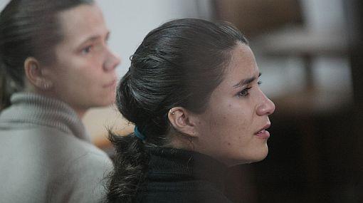 "Parte médico: ""Eva Bracamonte sufrió síndrome ansioso y estrés agudo"""